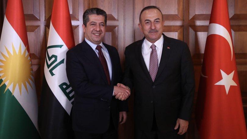 Çavuşoğlu: Operasyonun hedefi sadece PKK/YPG