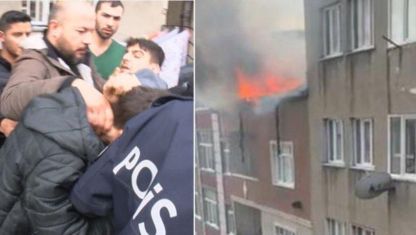 Son dakika... Yangın sırasında hırsızlık iddiasına linç girişimi! - Haberler