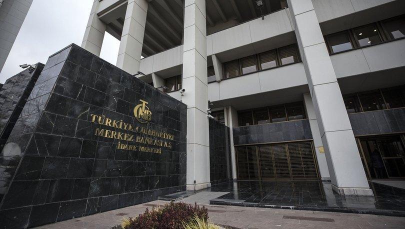 Merkez Bankası rezervleri 105 milyar 390 milyon dolar oldu