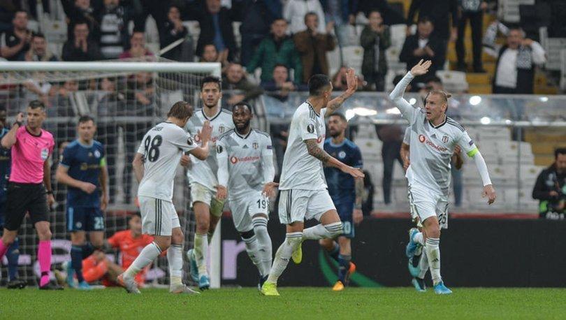 Beşiktaş - Bratislava maçı