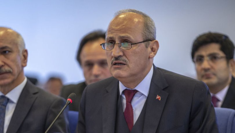 Ulaştırma Bakanı Turhan'dan