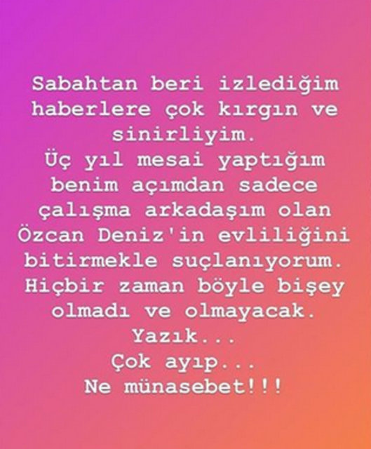 Aslı Enver'den 'Özcan Deniz - Feyza Aktan' iddasına yaıt: Çok ayıp! - Magazin haberleri