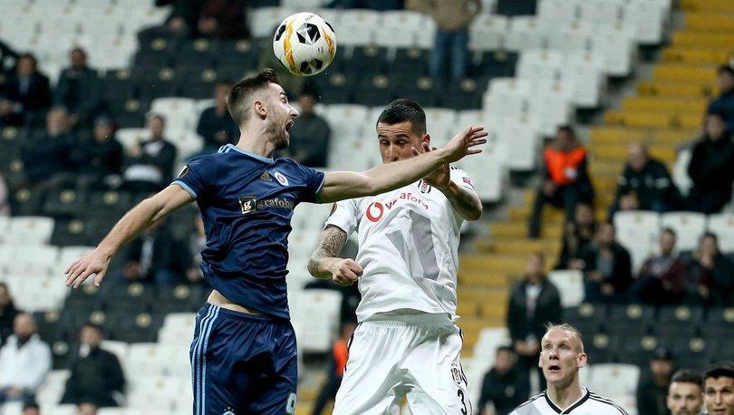 Beşiktaş'ta Roco güven verdi