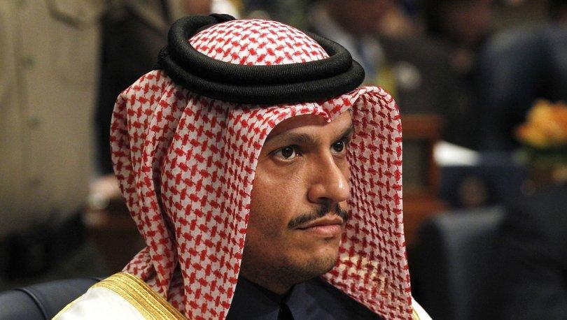 'Katar Dışişleri Bakanı gizlice Riyad'ı ziyaret etti' iddiası
