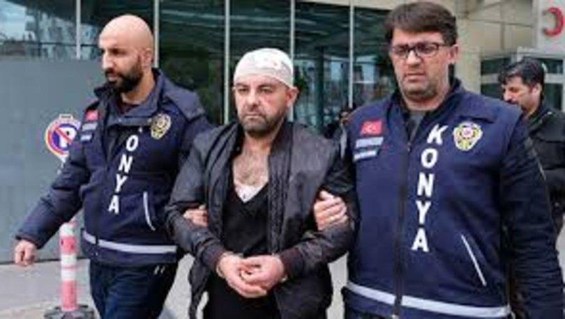 Konya'da hapisten 20 gün önce çıkan şahıs, eski ortağına 9 el ateş etti