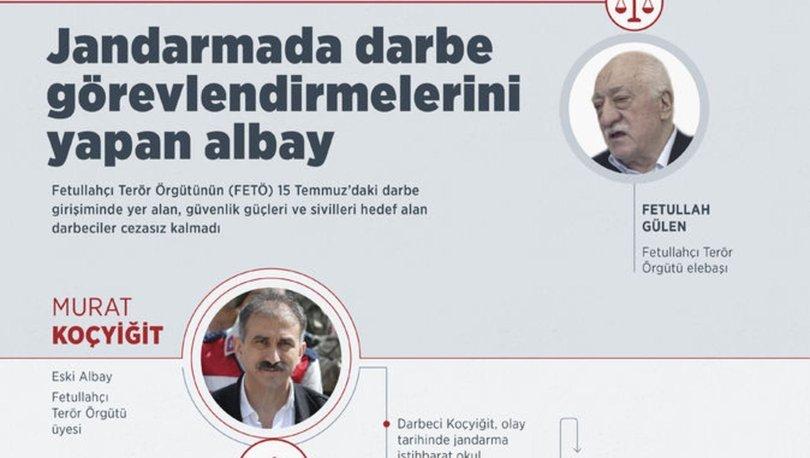 Son dakika... FETÖ'nün İstanbul Jandarma Komutanlığı'ndaki darbe girişimi davasında karar açıklandı