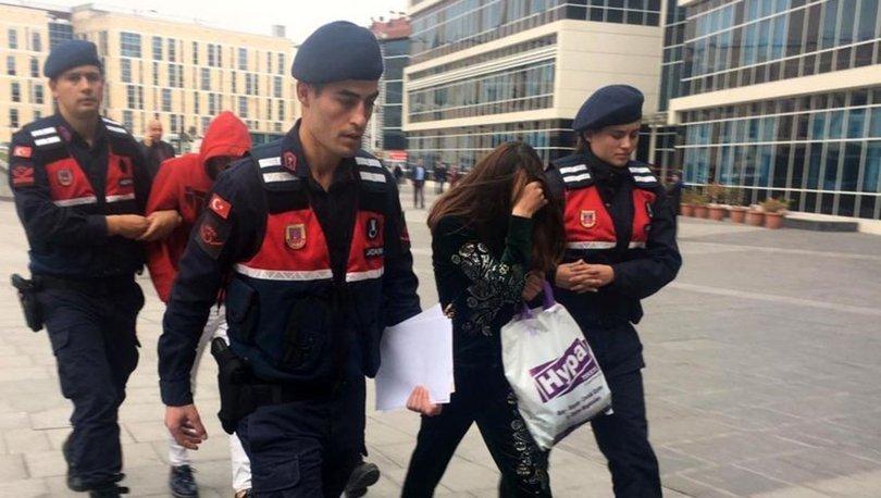 Kayseri'de 12 evi soyan kuzenler tutuklanarak cezaevine gönderildi