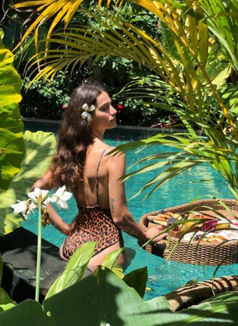 Gülcan Arslan'dan bikinili poz - Magazin haberleri