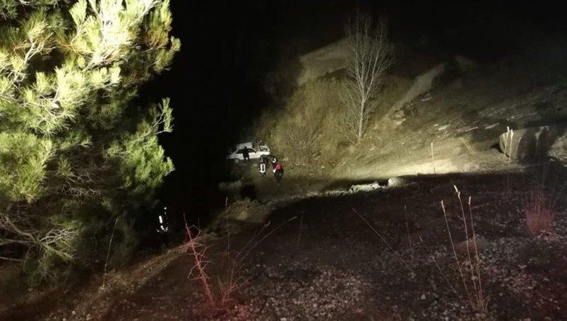Isparta - Burdur karayolunda kaza! 5 yaralı