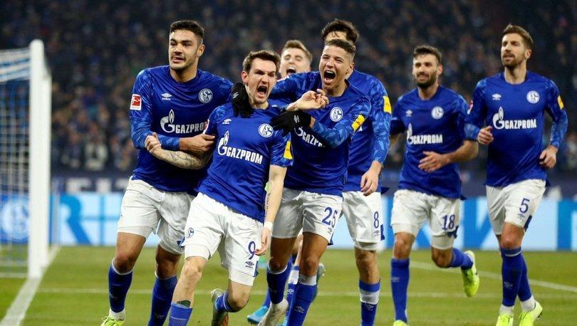 Ozan Kabak asisti yaptı, Schalke kazandı