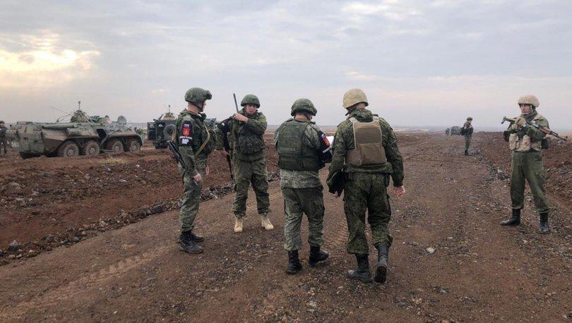 Türkiye ve Rusya'dan 12. ortak devriye