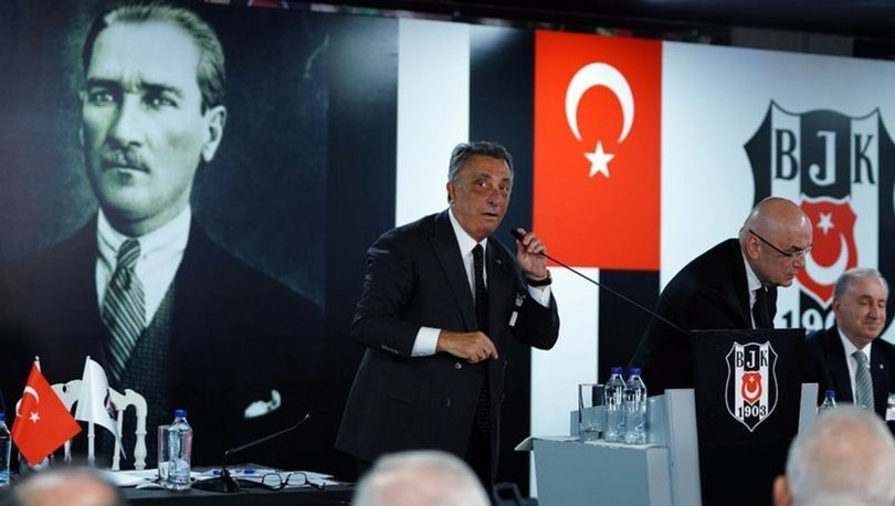 Başkan Ahmet Nur Çebi'den divana sakinlik uyarısı