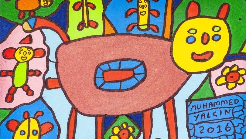"""""""Umut: Duvarımdaki Renkler"""""""