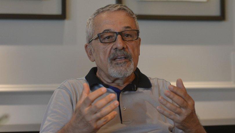 Prof. Dr. Naci Görür'den İBB sitemi
