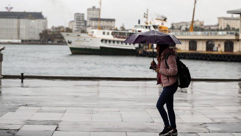 SON DAKİKA HAVA DURUMU! Meteoroloji uyardı! Yurdun batısında sağanak yağış! - Haberler