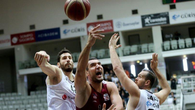 Beşiktaş Sompo Sigorta: 83 - Sigortam.net İTÜ Basket: 80