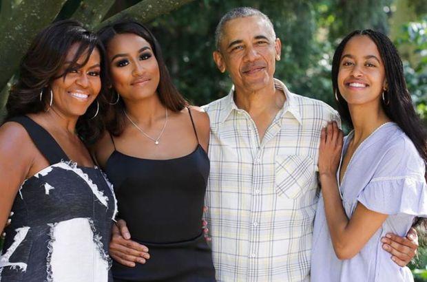 Obama'nın kızları büyüdü