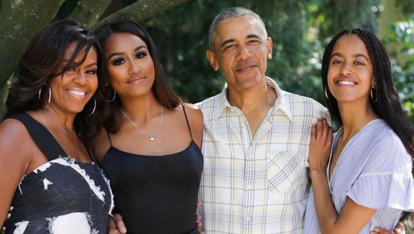 Barack Obama'nın kızları büyüdü