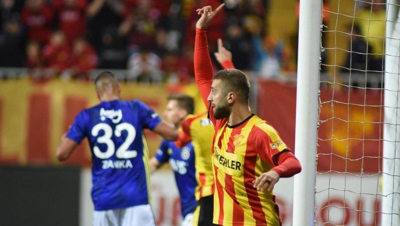 Göztepe - Fenerbahçe maçında nefes kesen dakikalar!