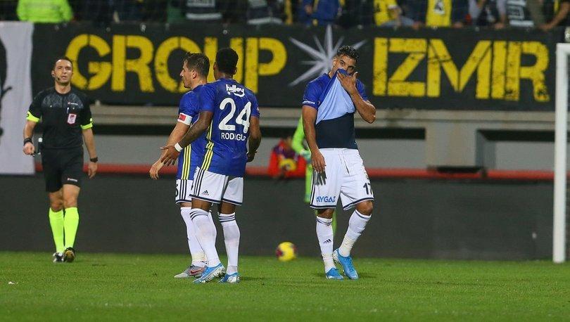 Göztepe - Fenerbahçe maçı