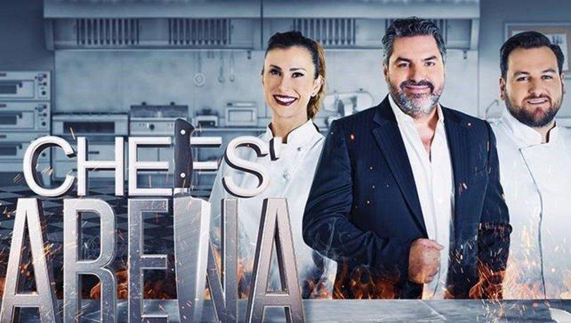 Chefs' Arena kim elendi? Para ödülünü kim kazandı? Chefs' Arena jüri ve yarışmacıları