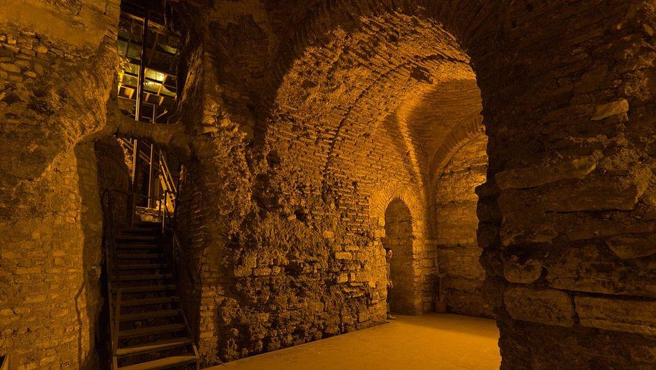 İstanbul'da yeraltından notlar