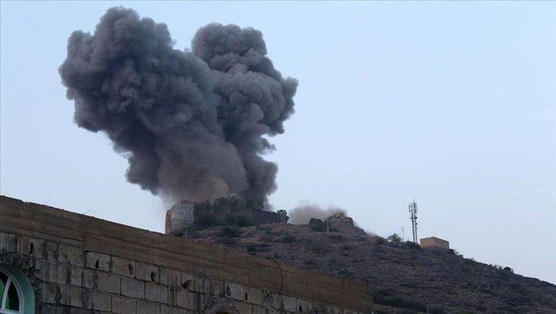 Yemen'de 12 Husi milis öldürüldü