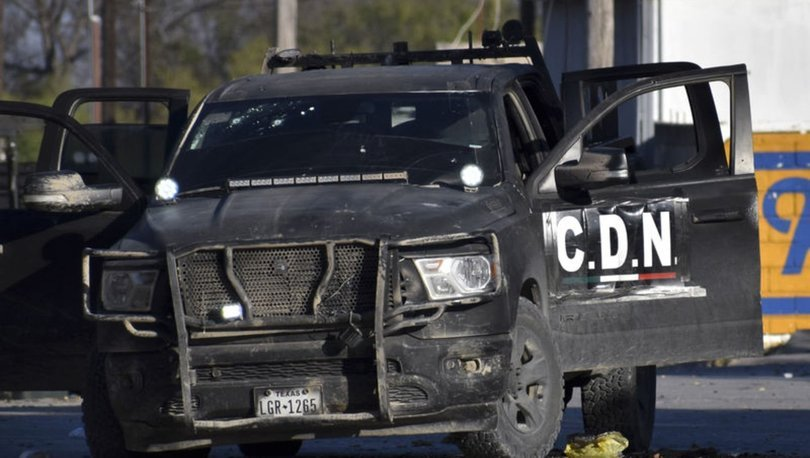 Meksika'nın ABD sınırı yakınında çatışma: 14 ölü