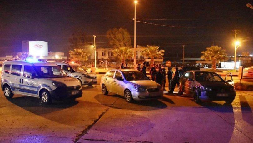 İzmir'de çalınan otomobil PTS ile bulundu