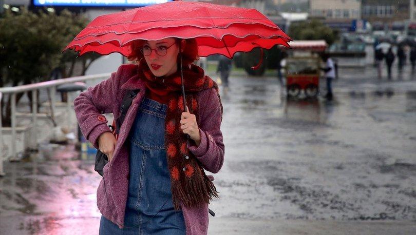 Son dakika... Meteorolojiden çok önemli uyarı! Yağmur kar ve fırtına! - Haberler