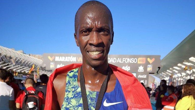 Milli atlet Kaan Kigen Özbilen'den maratonda Avrupa rekoru