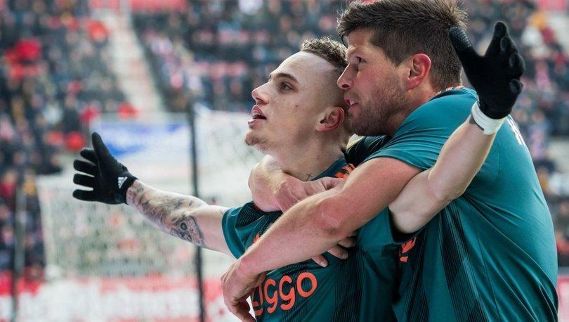 Twente: 2 - Ajax: 5   MAÇ SONUCU! Hat-trick yapan Noa Lang ve Beşiktaş...