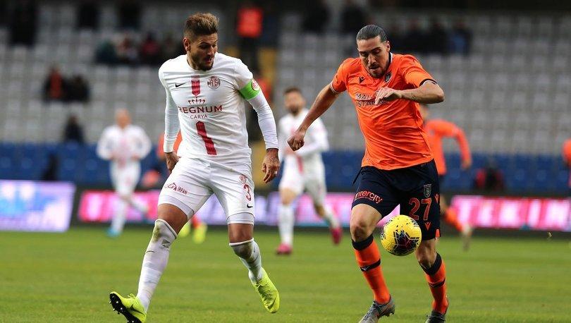 Başakşehir - Antalyaspor