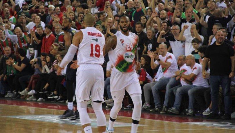 Pınar Karşıyaka: 68 - Fenerbahçe Beko: 57