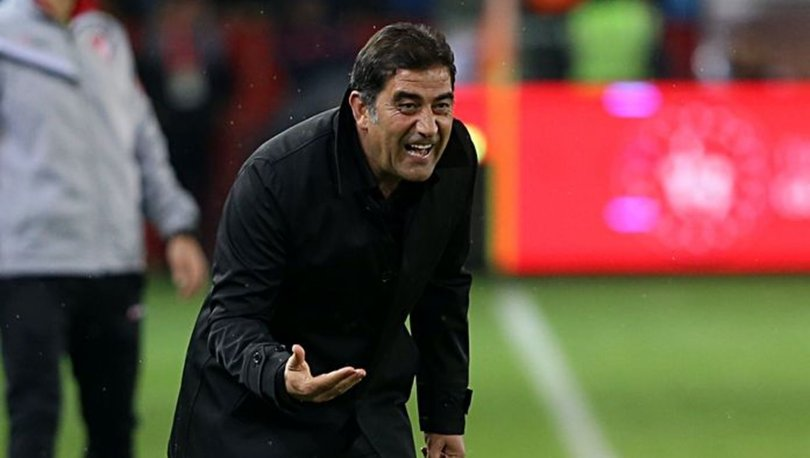 Ünal Karaman'dan Galatasaray maçı değerlendirmesi