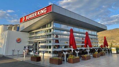 Burger King bundan böyle KKTC'de kendi adıyla hizmet verecek