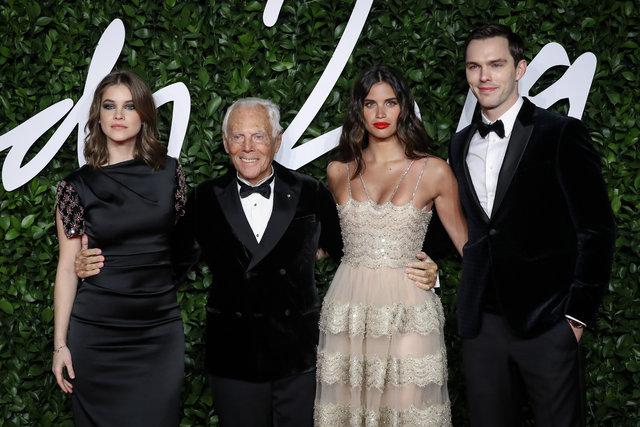 2019 İngiliz Moda Ödülleri sahiplerini buldu!