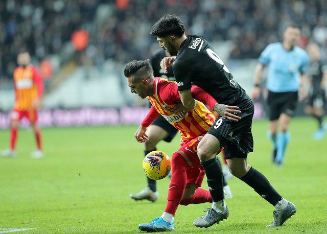 Beşiktaş - Kayserispor maçının yazar yorumları