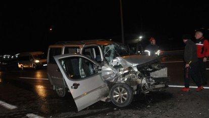 Kocaeli trafik kazası