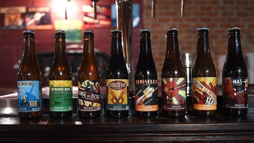 Brüksel kent merkezindeki kamusal alanda alkol yasağı başlıyor