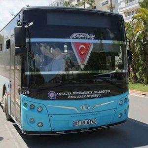Halk otobüslerine vergi düzenlemesi