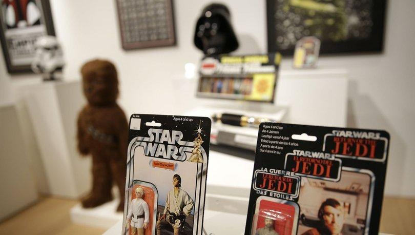 Sotheby's'den Star Wars müzayedesi