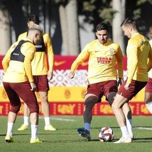 Galatasaray Tuzlaspor'u konuk edecek