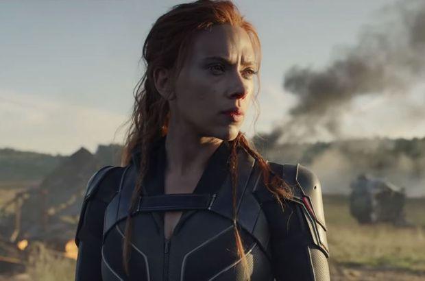 Black Widow fragmanı yayınlandı!
