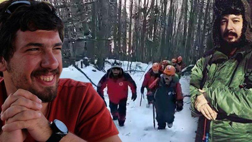 kayıp dağcılar