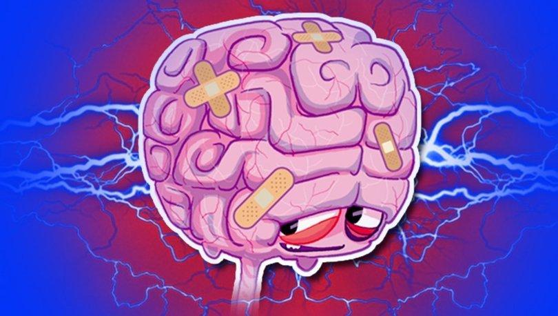 Beyniniz neşterle kesilse dahi acımaz