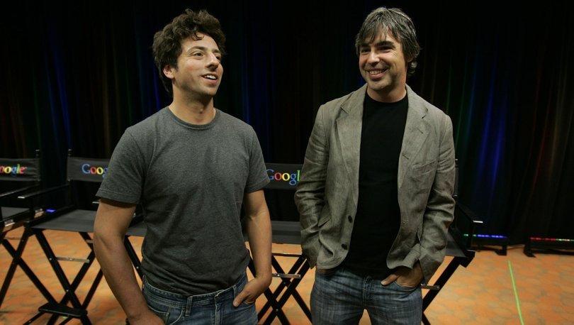 google'ın kurucuları