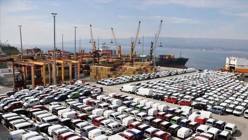 Otomotiv sektörü ihracat