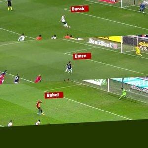 İşte penaltılarda ceza alanının durumu!