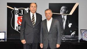 Ayaydın'dan Ahmet Nur Çebi'ye ziyaret